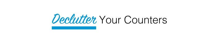 Declutter Your Counter