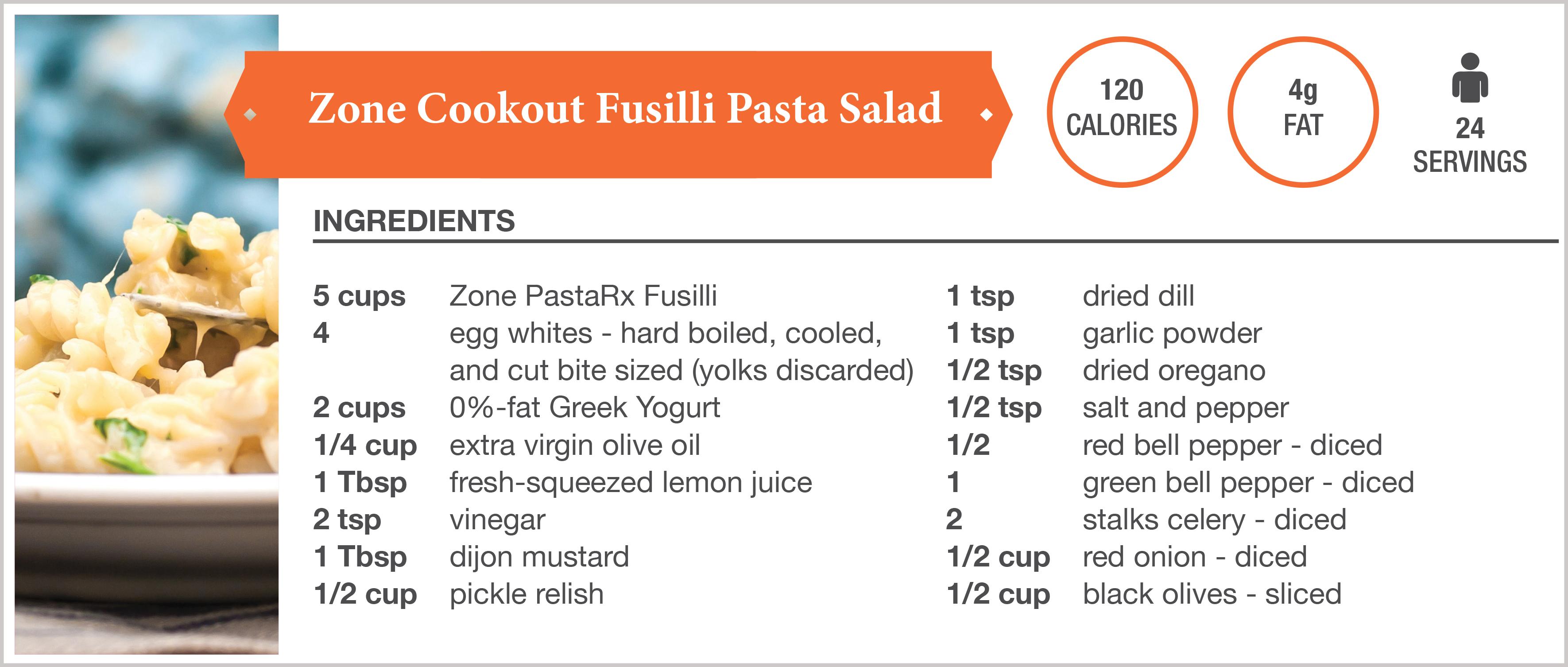 Fusilli-Pasta-Salad