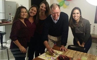 Dr. Sear Birthday Celebration in Brazil