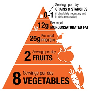 Zone Food Pyramid