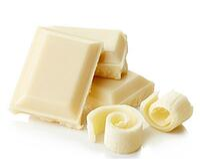 White Chocolate Void of Polyphenols