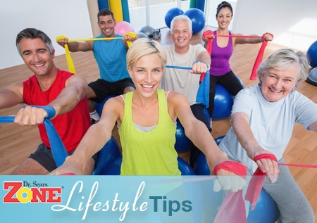 Mary's Lifestyle Tip: Stop Making Excuses and Get Healthy