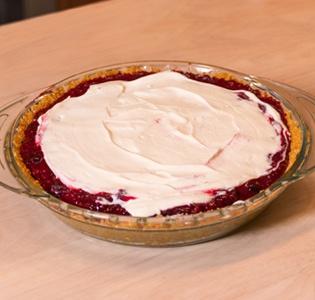 Zone Mixed Berry Pie