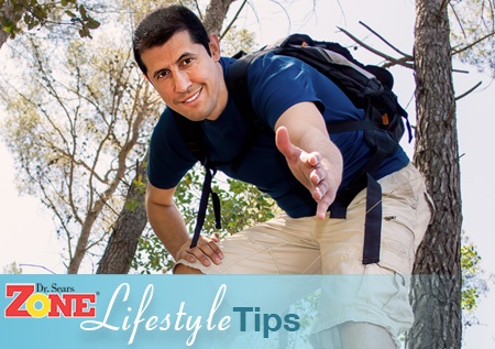 Lifestyle Tips: Give your friends a hand in understanding why they should be taking fish oil.