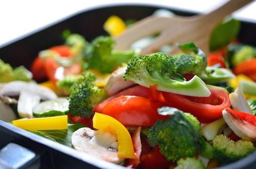 Add Veggies to Zone PastaRx