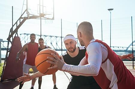 Zone: A Weekend Sport Is a Great Way to Stay Active