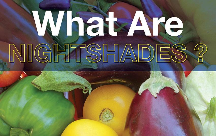 Zone Diet What are Nightshades?