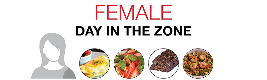 Female Day in the Zone
