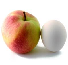 Egg'N Fruit