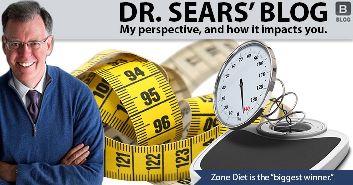 Dr. Sears on Biggest Loser Weight Gain