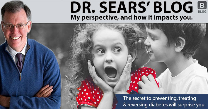 Dr. Sears on Reversing Diabetes