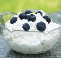 Cottage Cheese with Fruit