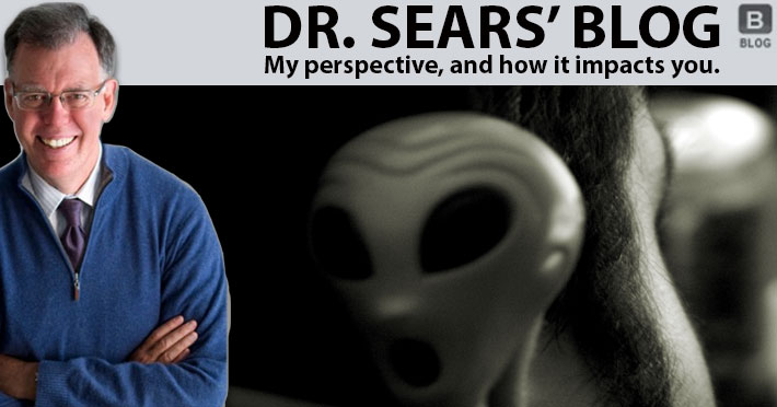 Dr. Sears and An Alien World in Your Gut blog