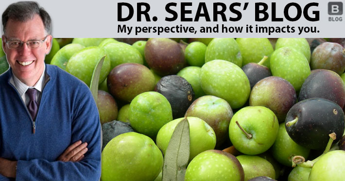 Dr. Sears and Olive Oil Blog