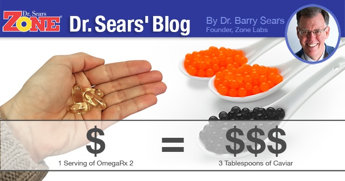 Dr. Sears' Blog: You're Going Need a Lot of Caviar