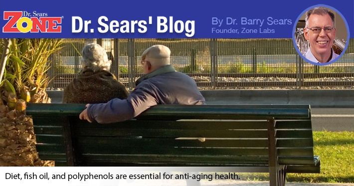 Dr. Sears' Blog: Anti-Aging Made Easy