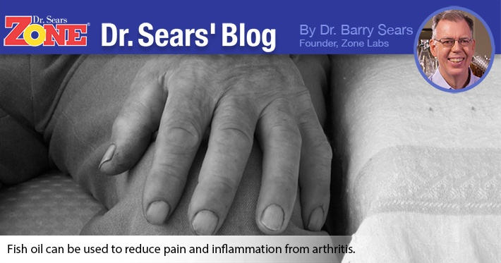 Dr. Sears' Blog: Take The Pain Out Of Your Arthritis