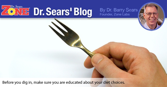 Dr. Sears' Blog: Think Before Taking That Next Bite