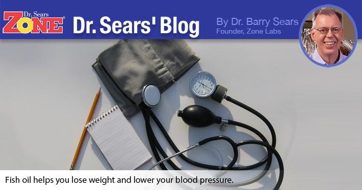 Dr. Sears' Blog: Omega-3 Fatty Acids and Blood Pressure