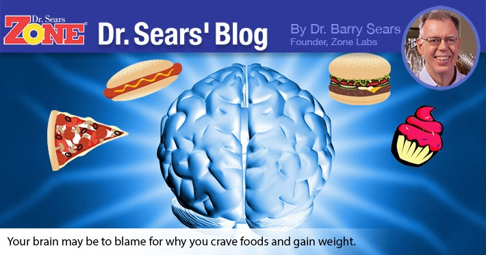 Dr. Sears' Blog: Blame Weight Gain On The Brain