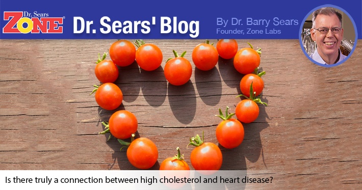 Dr. Sears' Blog: Another New Wrinkle in the Cholesterol Story