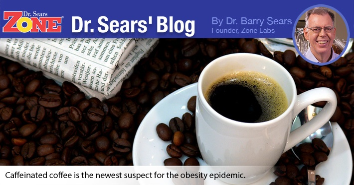 Dr. Sears' Blog: A New Obesity Suspect