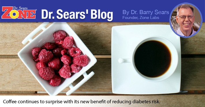 Dr. Sears' Blog: Coffee and Diabetes: What's The Connection?