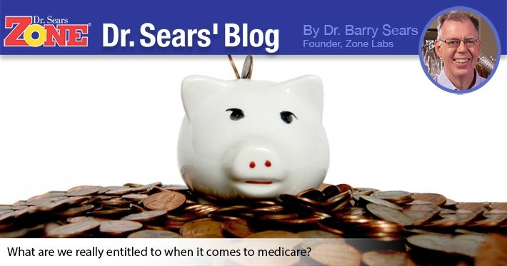 Dr. Sears' Blog: What Are We Really Entitled To?