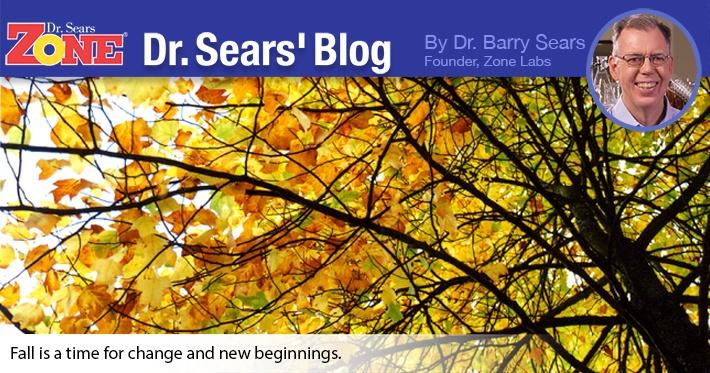 Dr. Sears' Blog: New September Beginnings