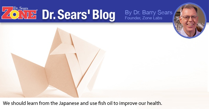 Dr. Sears' Blog: Omega-3 Fatty Acids and Prostate cancer? Oh, really?