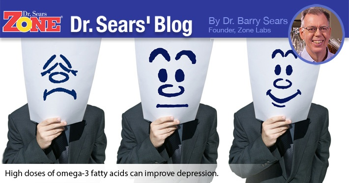 Dr. Sears' Blog: How To Get Depressed Quickly