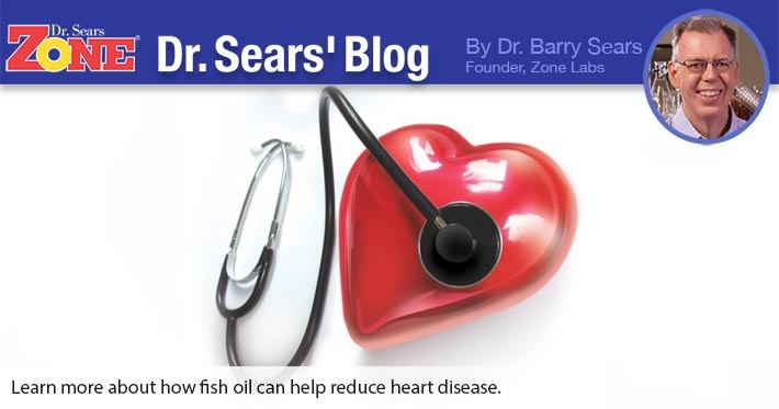 Dr. Sears' Blog: Fish Oil & Heart Disease: The Real Facts