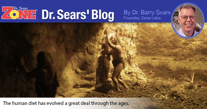 Dr. Sears' Blog: A Short History Of The Human Food Supply