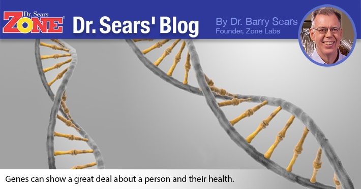 Dr. Sears' Blog: Changing Gene Expression