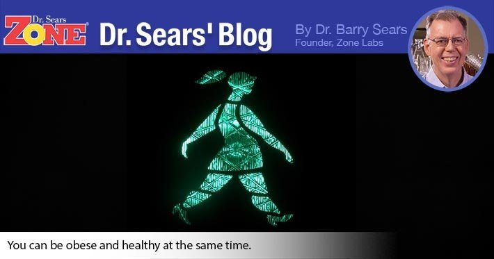 Dr. Sears' Blog: The Real Facts about Metabolically Healthy Obesity