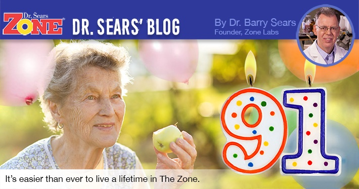 Dr. Sears on Evolution of the Zone: Making Diet Work for a Lifetime