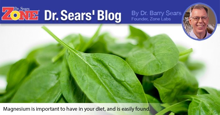 Dr. Sears' Blog: What's The Buzz About Magnesium?