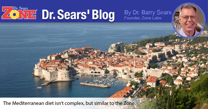 Dr. Sears' Blog: What Is The Mediterranean Diet?