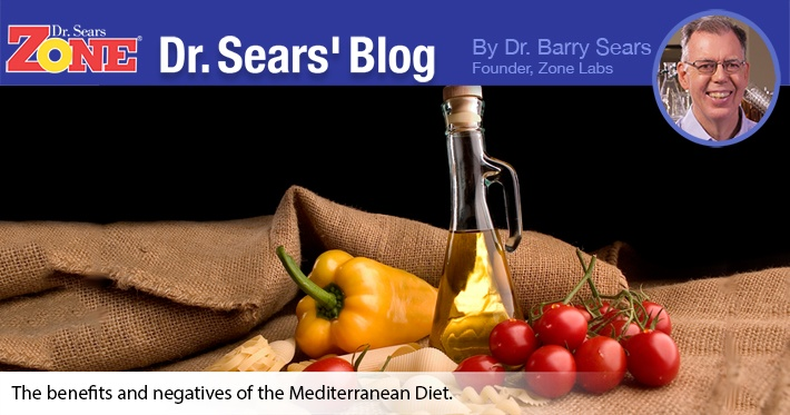 Dr. Sears' Blog: The Demise of the Mediterranean Diet?