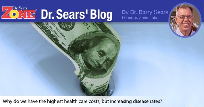 Dr. Sears' Blog: Does Living Longer Mean Living Poorly?
