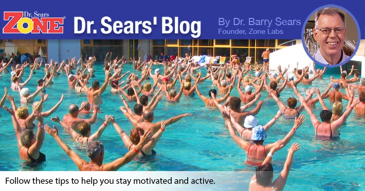 Dr. Sears' Blog: Get Motivated To Move