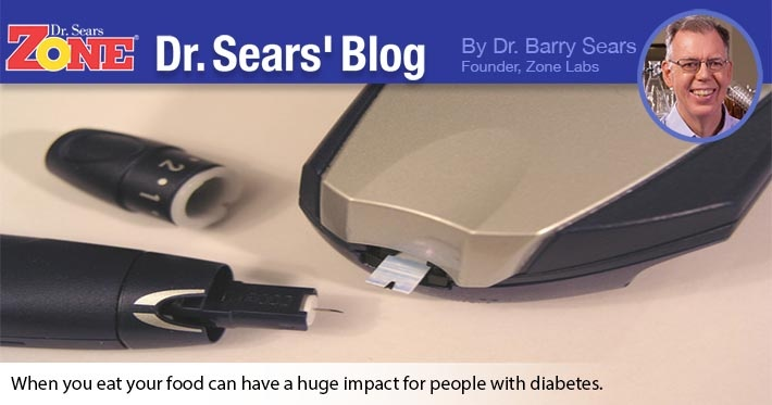 Dr. Sears' Blog: New Breakthroughs in Treating Diabetes