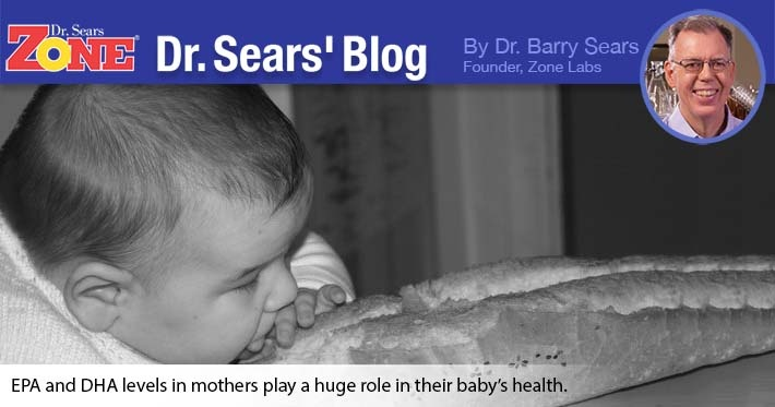 Dr. Sears' Blog: Obesity Starts In the Womb