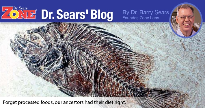 Dr. Sears' Blog: Want To Lose Weight? Eat Like Our Paleolithic Ancestors