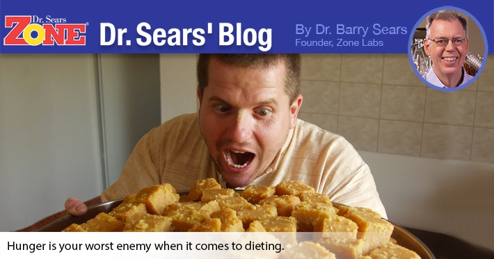 Dr. Sears' Blog: Increased Satiety: The Real Secret To Weight Loss