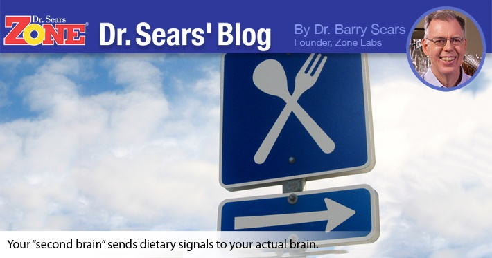 Dr. Sears' Blog: Give Your Second Brain a Chance