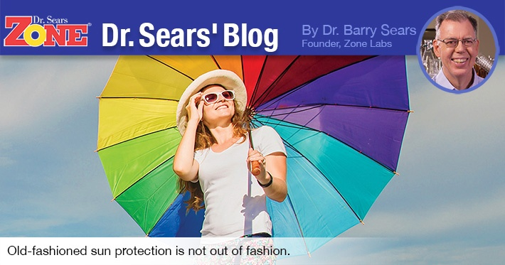 Dr. Sears' Blog - The Dangers of Sunscreen