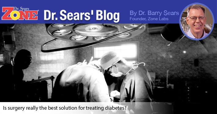 Dr. Sears' Blog: New Solution or Simply Admitting Failure?
