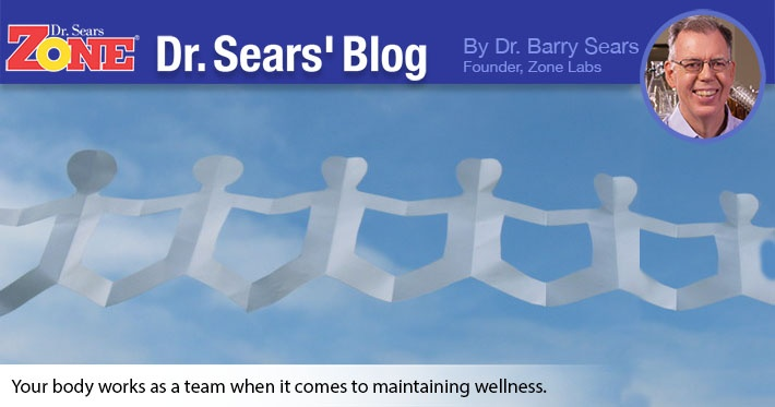 Dr. Sears' Blog: Try The Team Approach To Nutrition