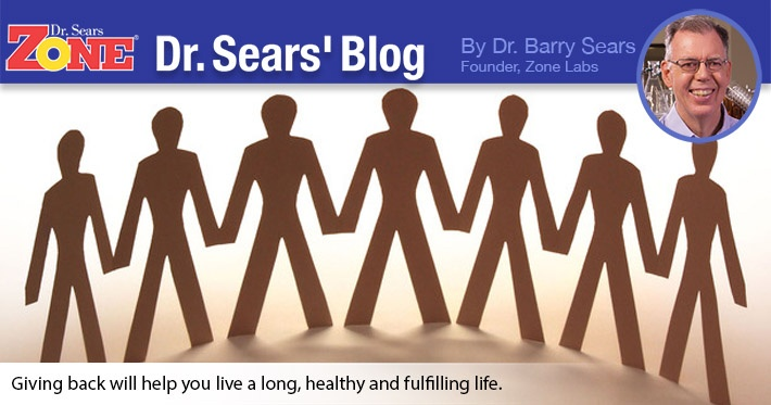Dr. Sears' Blog: What's In It For Us?